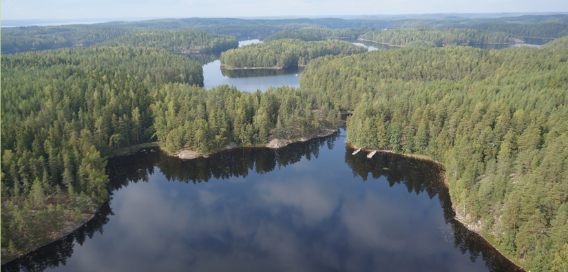 Repovesi National Park (Photo: Tuomo Häyrinen)
