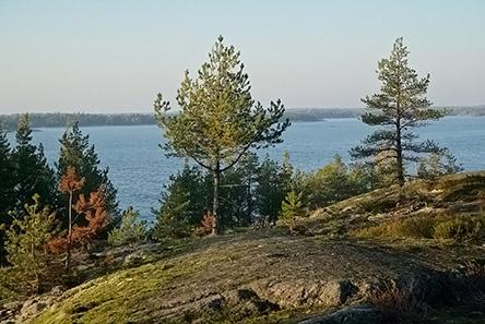 Porkkala. Kuva: Janne Kommonen.