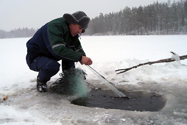 Kun kalastonhoitomaksun maksaa jo nyt, on se voimassa heti vuoden alkaessa. Kuva: Mirja Sevón
