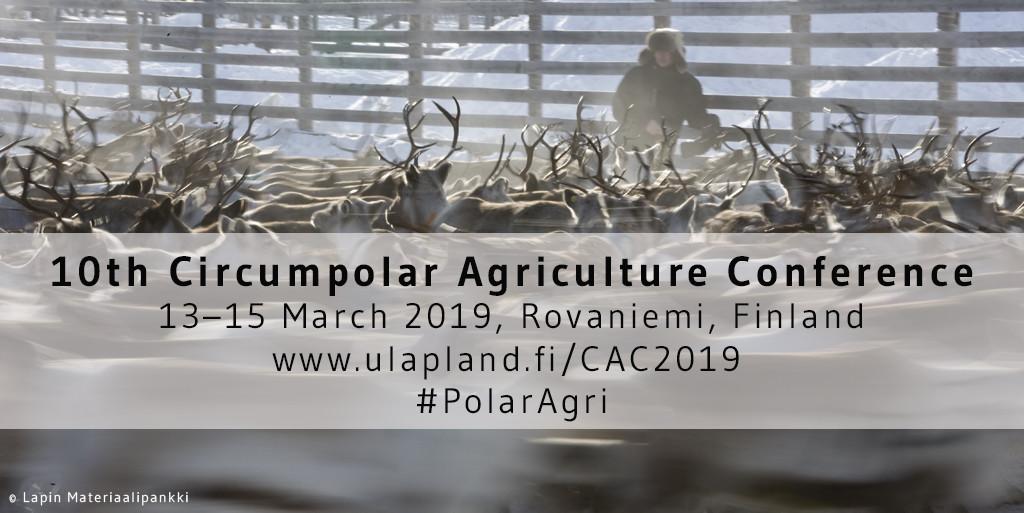 Arktinen maatalouskonferenssi 2019_Arktinen Keskus