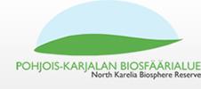 Pohjois-Karjalan biosfäärialueen tunnus