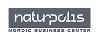 Naturpolis Nordic Business Center logo.