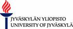 Logo of the University of Jyväskylä.