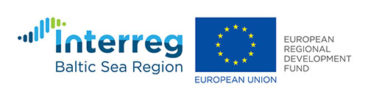 European Regional Development Fund, Interreg Baltic Sea Region tunnus.