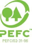 PEFC-sertifikaatin logo