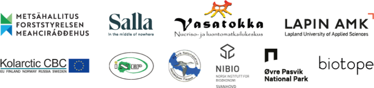 Logos of partners of the PAN project